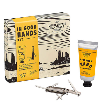 Gentlemen's Hardware Grooming Kits