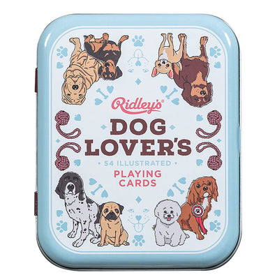 Dog & Cat Lover's Playing Cards