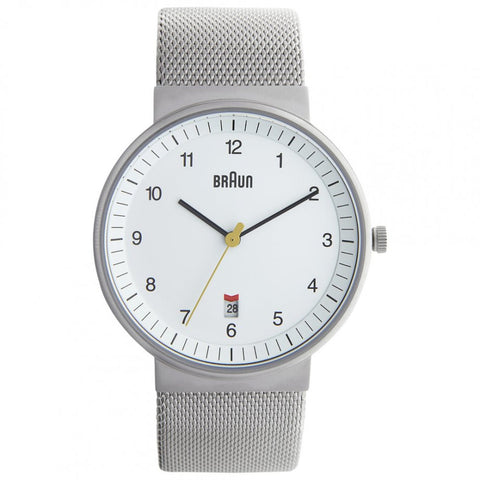 BN0032 Watch with Mesh Band