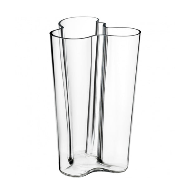 Aalto Collection Finlandia Vase | Clear