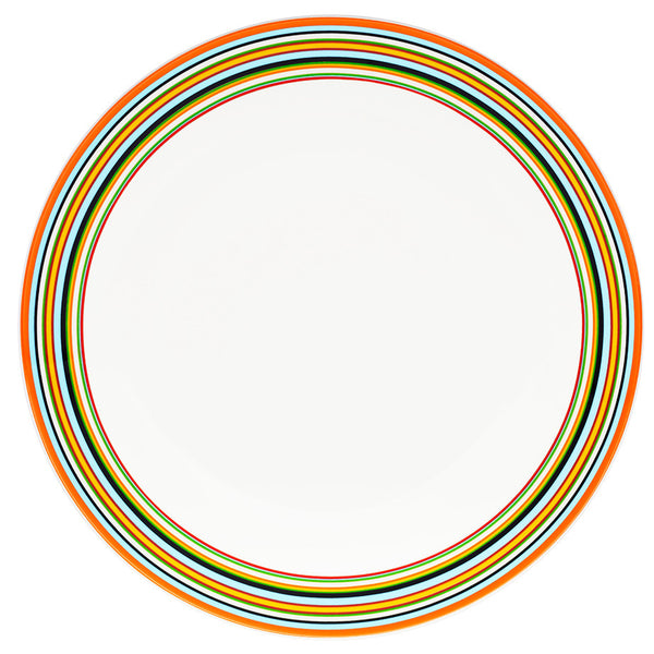 iittala Origo Dinner Plate Orange