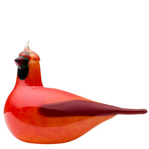 iittala Birds by Toikka Red Cardinal 1007175