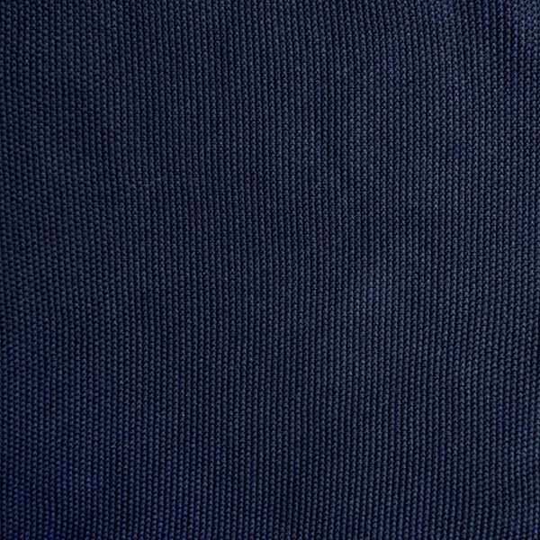 Zip jumper heavy cotton blue