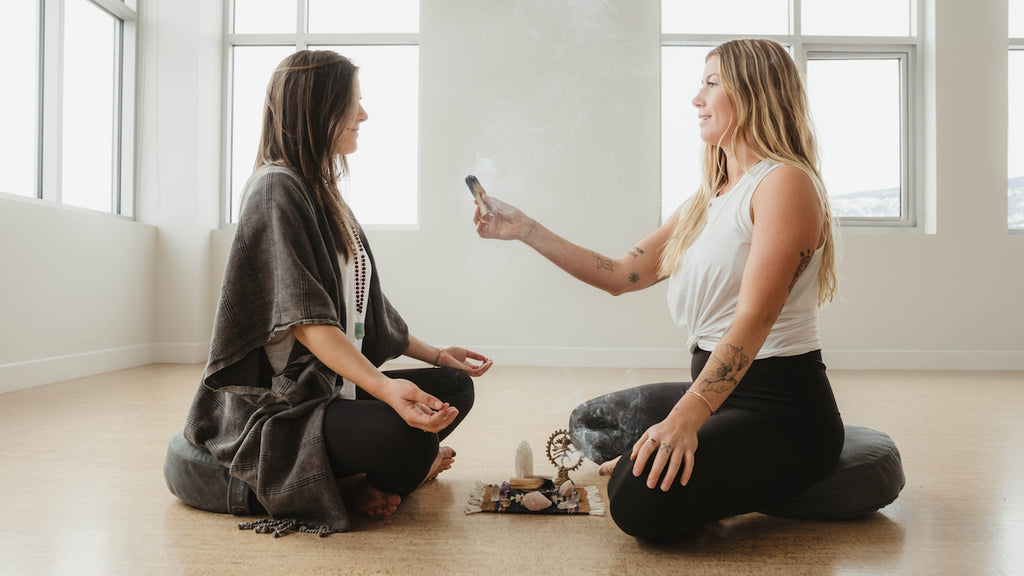 How to Use Palo Santo Wood in Your Yoga Practice