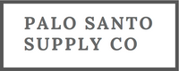 PALO SANTO SUPPLY CO. LOGO