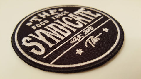 The Food Truck Syndicate OG Round Patch