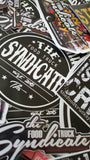 The Food Truck Syndicate Sticker Pack