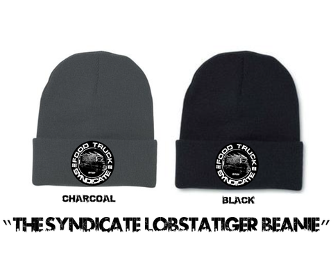 The Food Truck Syndicate - Syndicate Lobsta Tiger Beanie