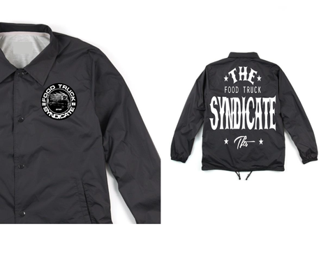 The Food Truck Syndicate Tour Jacket