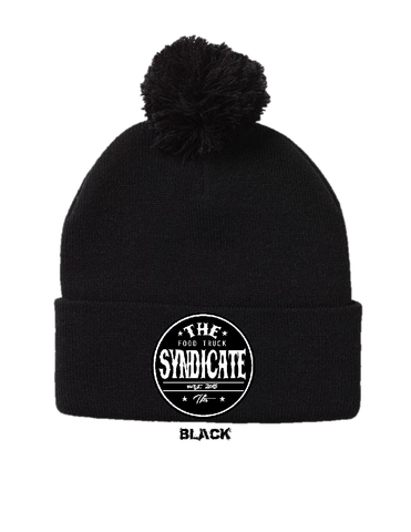 The Food Truck Syndicate - Pom 16 Beanie