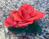 Capodimonte Double Rose (more colors)