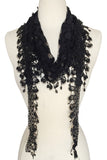 SP76 Lace Scarf