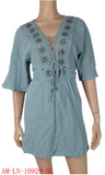10929 Dress/Tunic Top