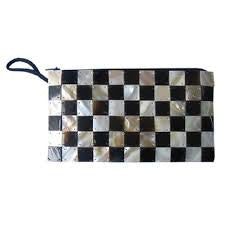 Shell Handbags - Goldie (Glasses Case or Wristlet Purse)