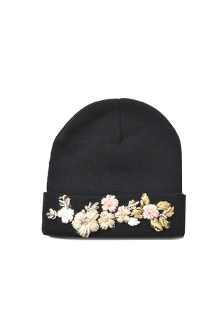 Floral Embroidery Detail Bennie