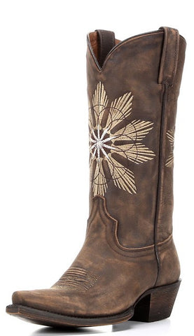 Eight Second Angel Women's Cheyenne Saddle Boot