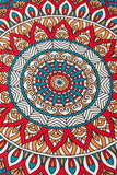 Round Beach Towel/Yoga Mat Tapestry