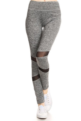 Stylish Stride Active Leggings