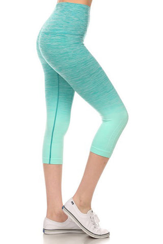 Activewear Performance Flex Yoga Capri Pants