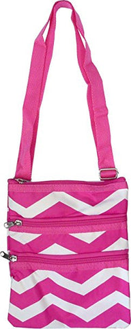 Chevron Crossbody Swingpack Bags