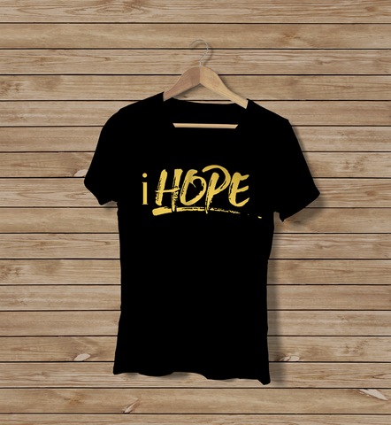 iHope Black and Gold