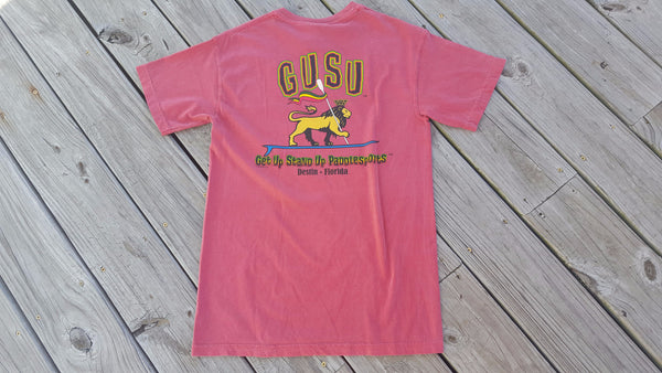 "GUSU T-shirt  ""Back Logo"""