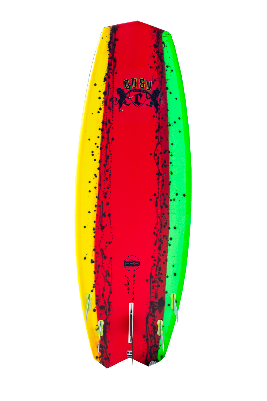 Fishtail Board