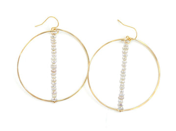 BBC Classic Hoops | Freshwater Pearl