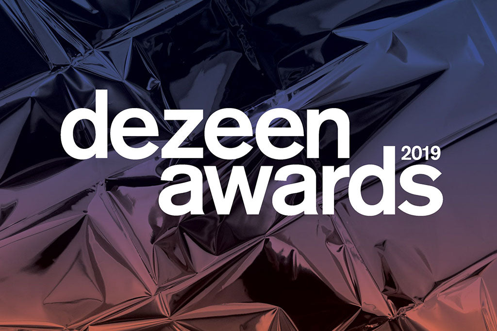 Less nominated for Dezeen Design Award