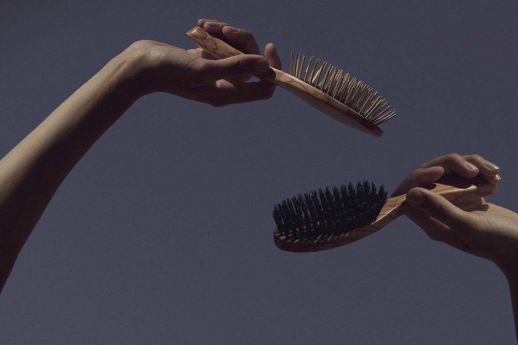 A guide to choosing the right hairbrush