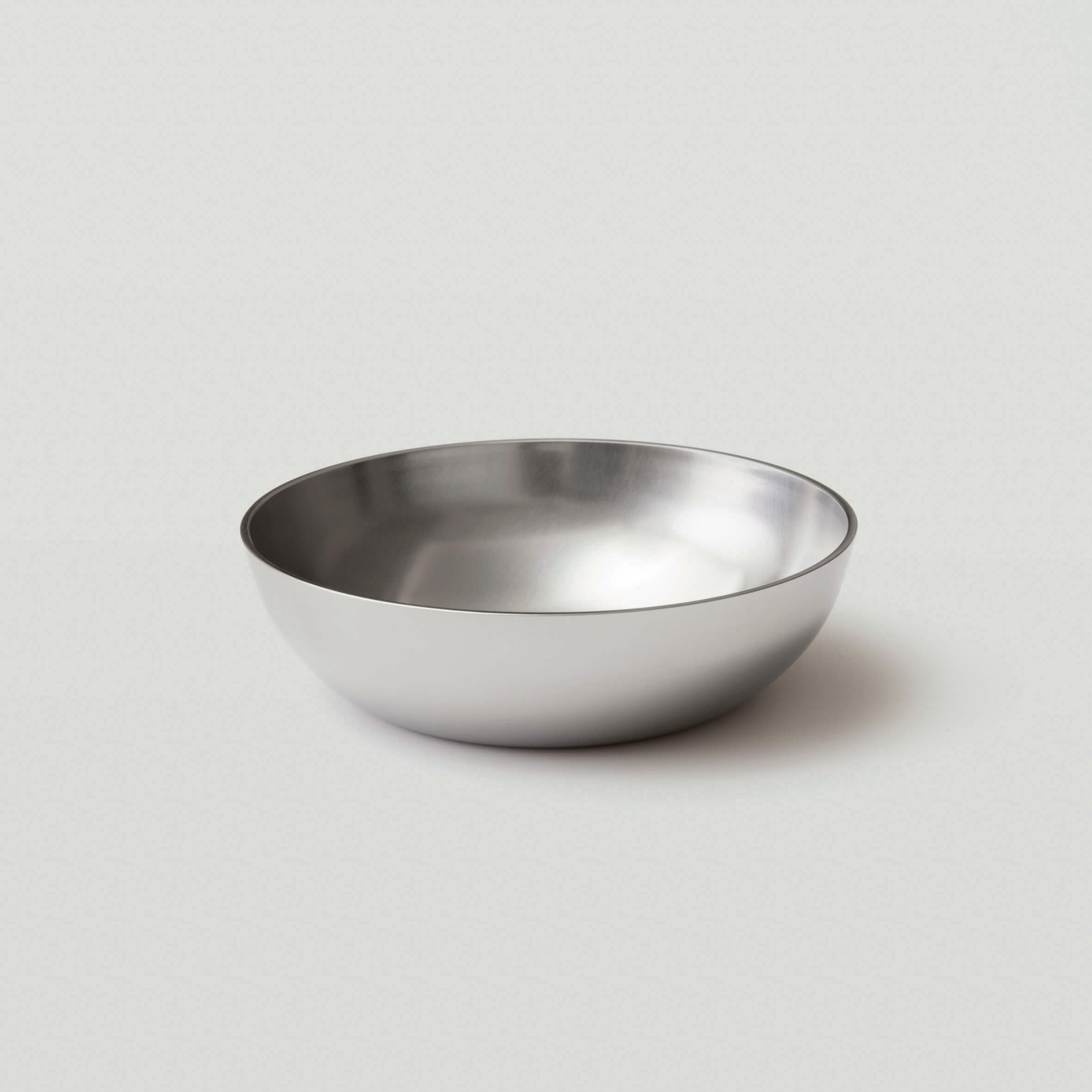 Less Stainless Steel Bowl