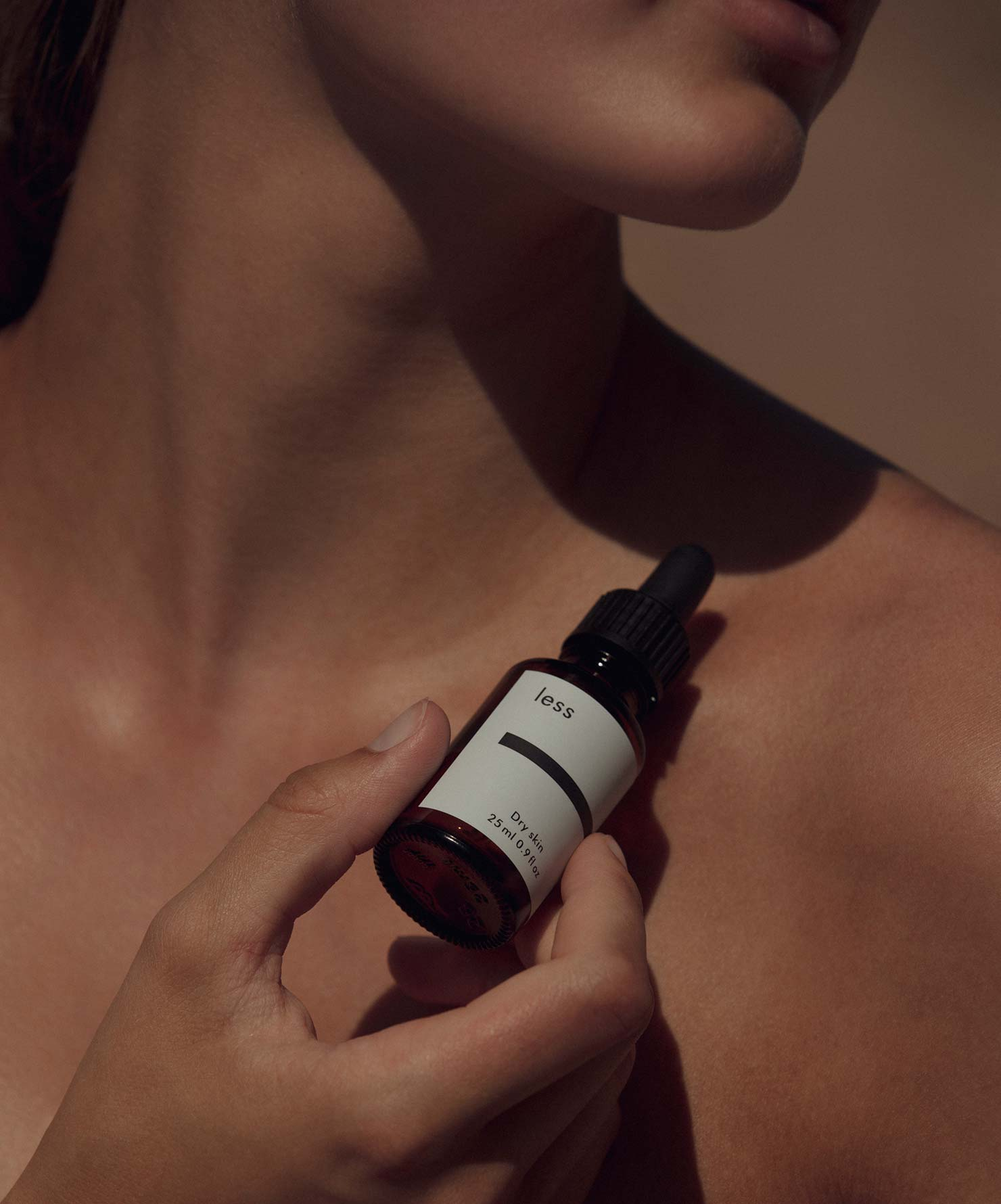 Less Skin Care Face Oil Hautpflege Gesichtsöl