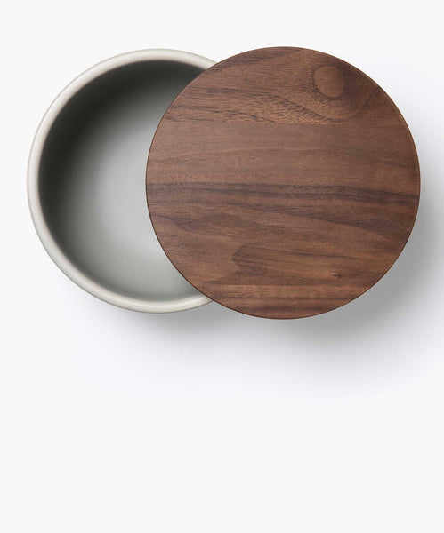 Less Ceramic Bowl Container Designed by Vincent Van Duysen