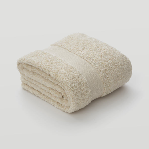 less – Cotton towel