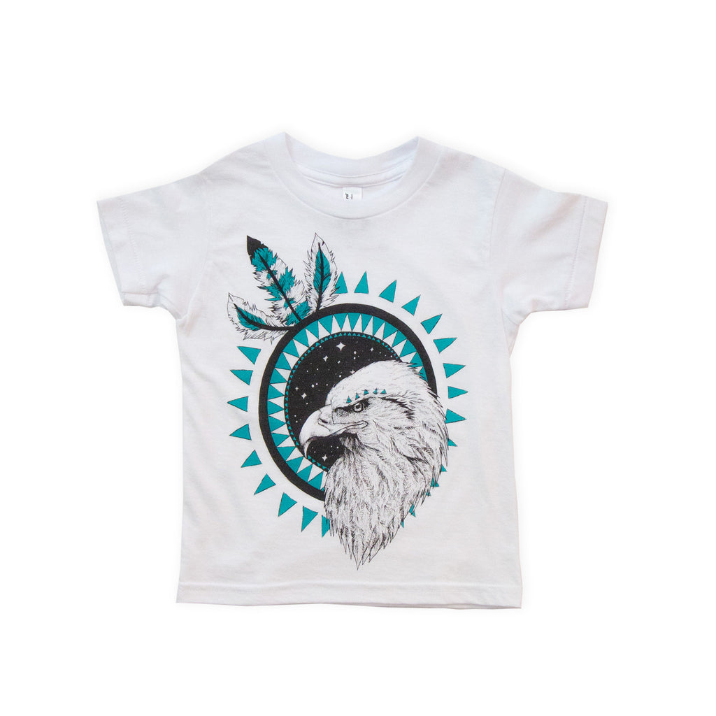 FREEDOM EAGLE T SHIRT - blaze + wander™