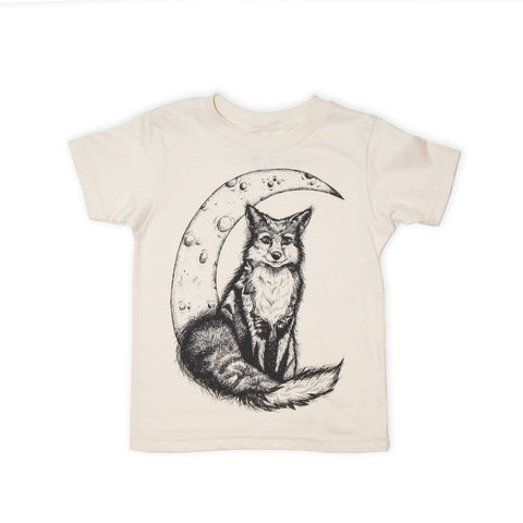LITTLE FOX T-SHIRT - blaze + wander™