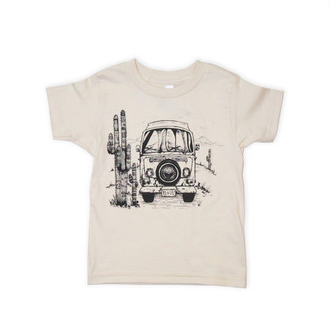 ROAD TRIP T-SHIRT, TODDLER - YOUTH