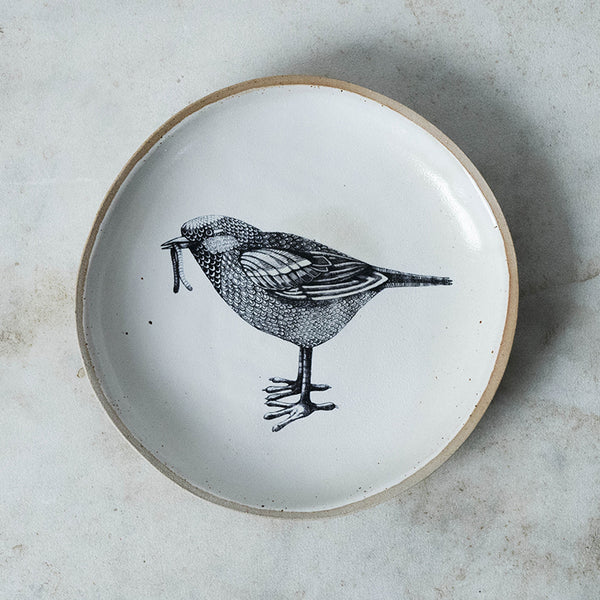 Bird Plate (left facing)