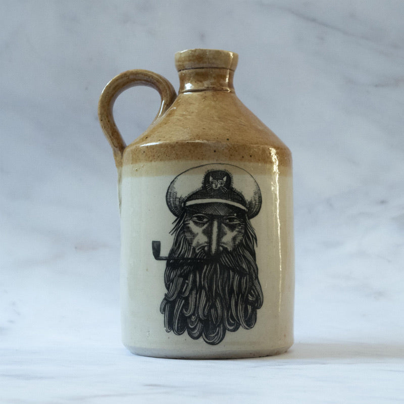 Rearrangement Salty Sea dog flagon