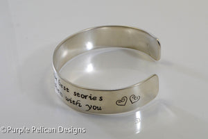 Best Friend Bracelet - A good friend knows all your best stories...