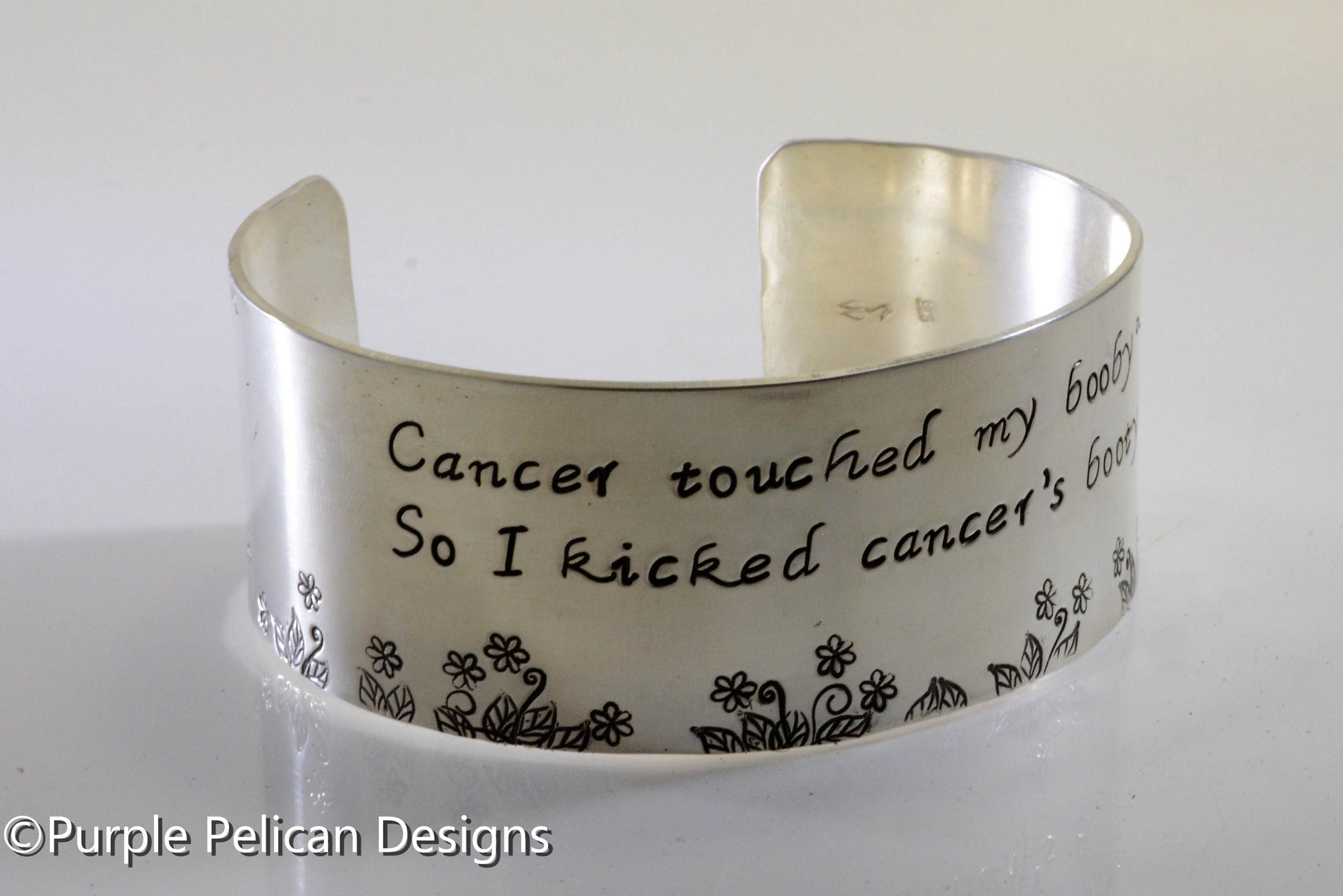 ribbon cancer pink awareness mastectomy bracelet survivor carpe chemo gift wrap breast leather diem il listing charm jewelry fullxfull