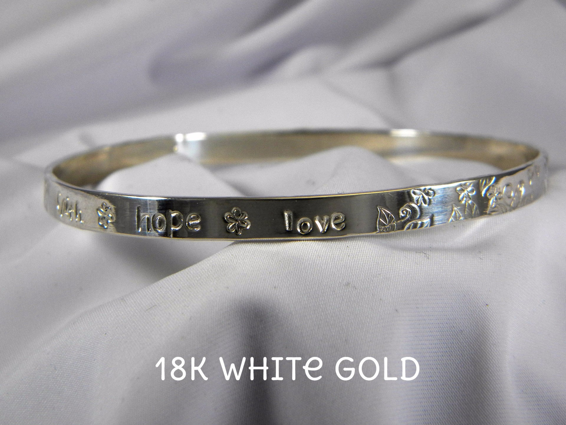heart hand stamped braclet personalized bangles sterling home silver and the bracelets latitude is laditude longitude bangle bracelet where