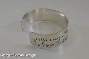 Mermaid Bracelet - I wish I were a mermaid...