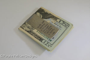 Money Clip - Don't Let Making A Living Prevent You From Making A Life