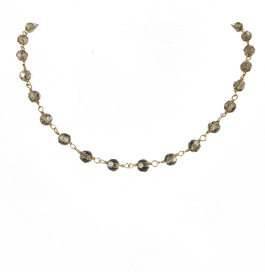 The Evette Chain Necklace Collection