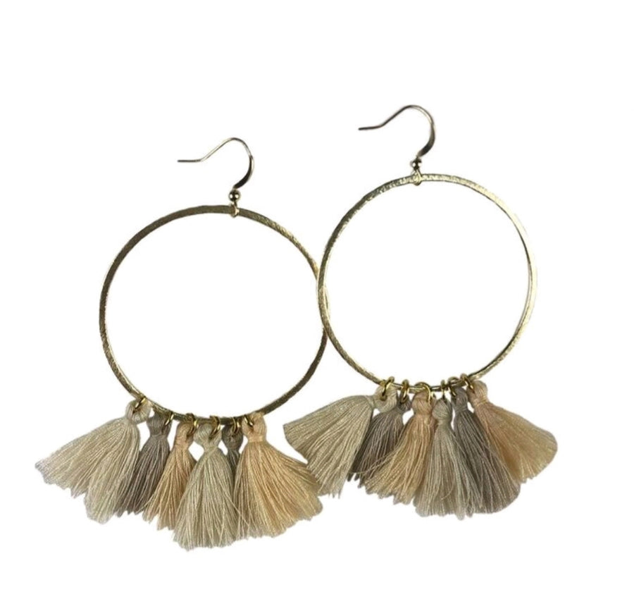 The Vicky Earrings