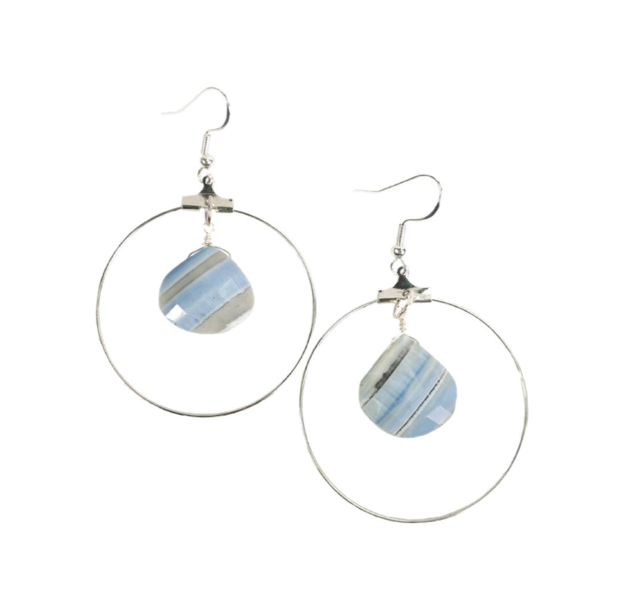 The Gwen Earrings (hover over picture for other options)