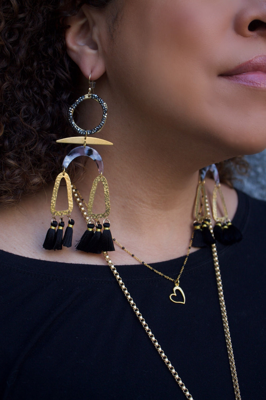 The Corrinne Earrings