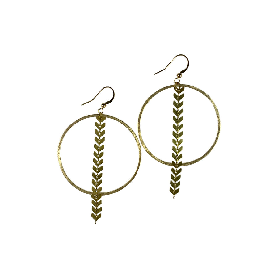 The Francesca Earrings