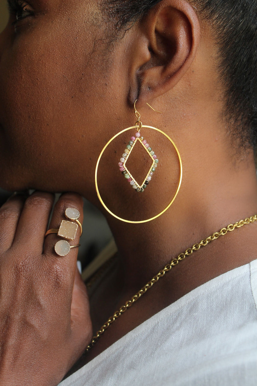 The Liana Earrings